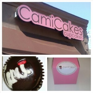 Cami Cakes Collage