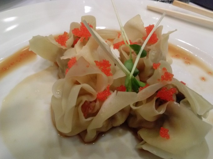 Can't recall the name of these dumplings but they were good.