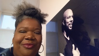 Me and my future ex husband, Common
