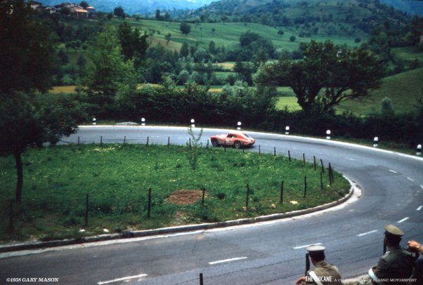 Fiat at the Mille Miglia, 1958