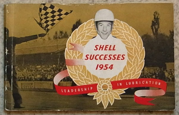 Shell Successes 1954