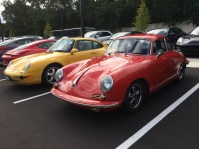 Among the participants at Porsche Minneapolis opening rally