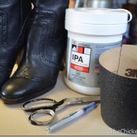 DIY: Shoe Traction Pads