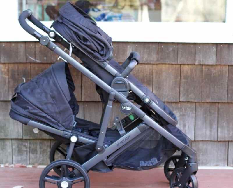 Large Of Britax B Ready Stroller