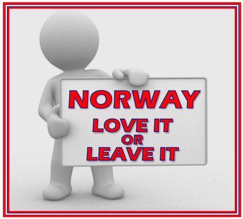 Truly, An Effective Reply Agreeable To Traditional Norweigen Decorum