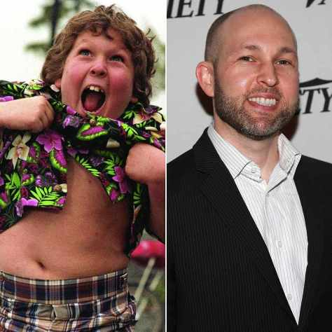 "Jeff Cohen, better known as Chunk from ""The Goonies,"" is now an entertainment lawyer."