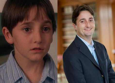 "Charlie Korsmo, another childhood star from movies like ""Hook,"" ""What About Bob"" and ""Can't Hardly Wait,"" currently works as a law professor."