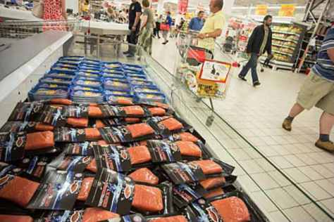Russia's Groceries Are Not Suffering From Sanctions