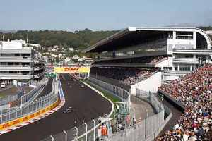Last weekend the Black Sea resort of Sochi hosted Russia's first ever Formula One Grand Prix race.