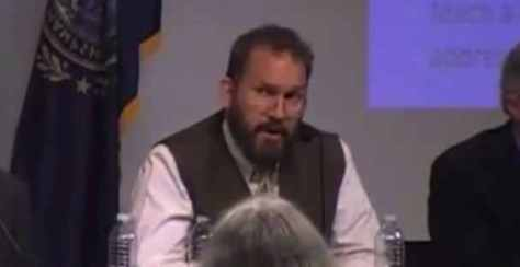 Dr. David Pook, a professor at Granite State College and co-writer of Common Core standards reveals racist motivation and intent.