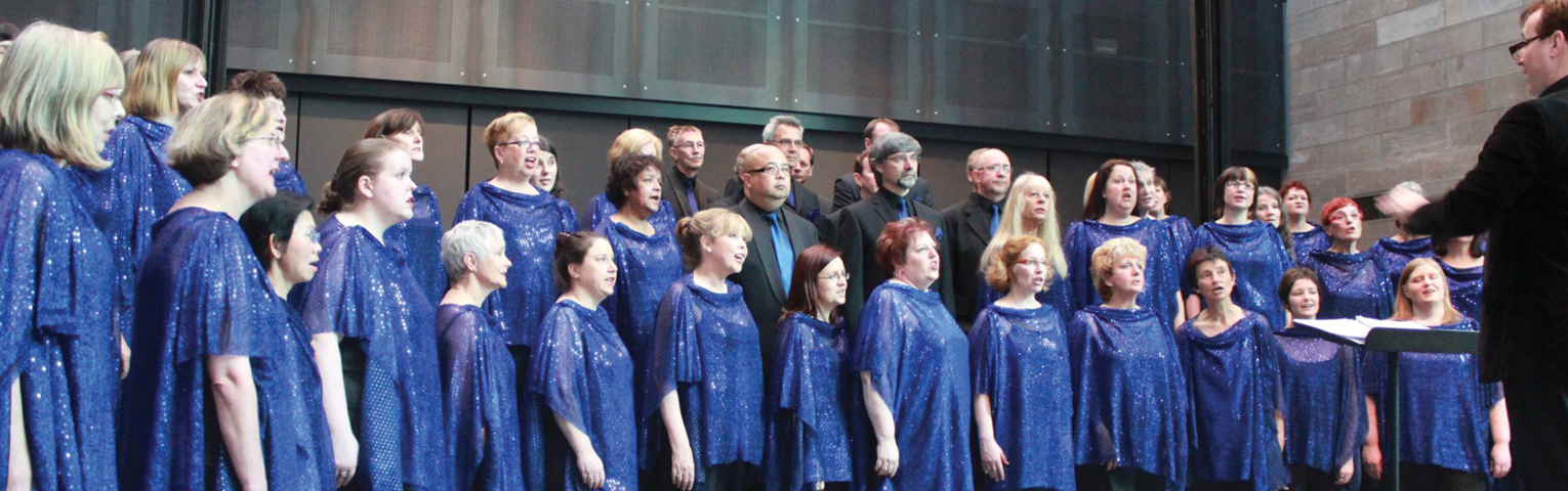 The choir