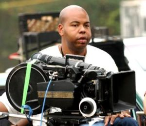 Parrish Smith, director-producer of &quot;The Scroll.&quot; (Courtesy, Parrish Smith)