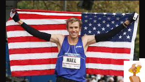 """2012 Summer Olympic Athelete Ryan Hall"""