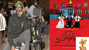 &quot;Spike Lee and Red Hot Summer Image&quot;