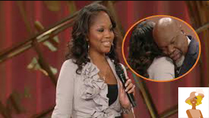 &quot;Sarah Jakes and T.D. Jakes at Woman Thou Art Loosed Conference 2012&quot;