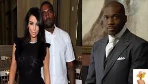 """""""Kim Kardashian, Kanye West, Jamal Bryant"""