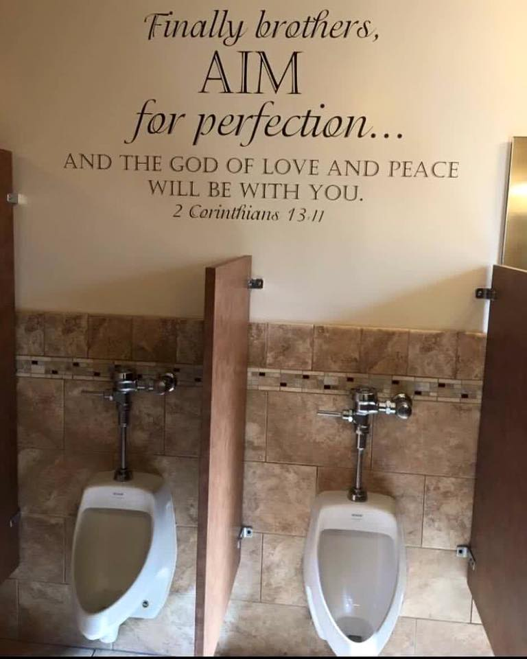 Church Toilet of The Week*