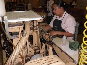 Machine made cigars