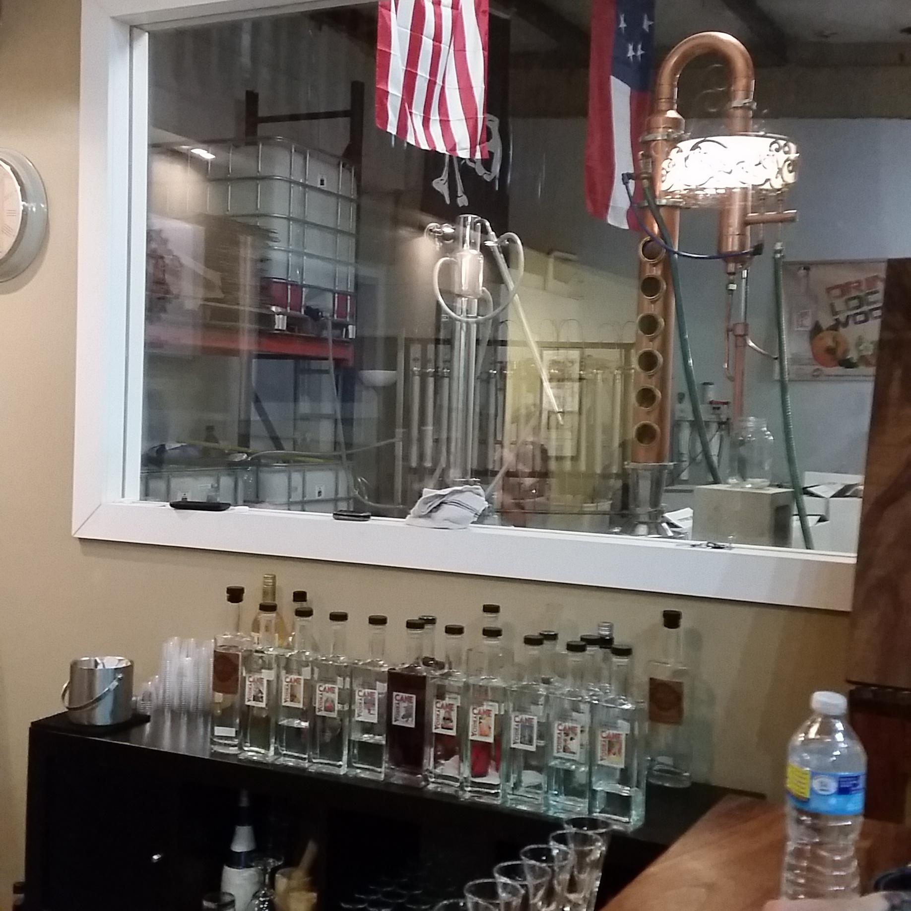 The Florida Cane Distillery