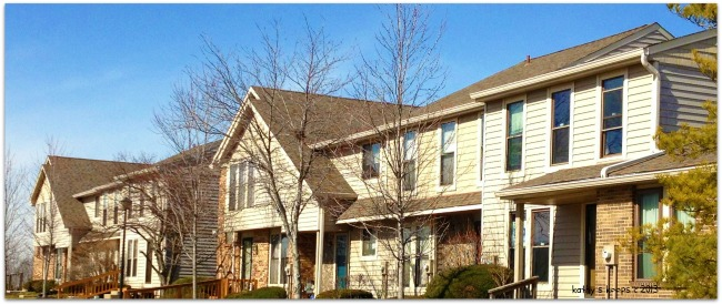 Greater Cincinnati townhome style condos