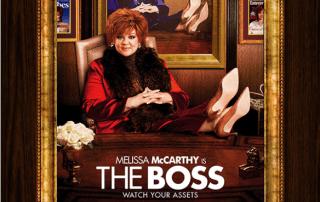 The Boss banner