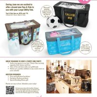 June Thirty-One Special. Spend $35 - Get a Large Utility Tote for $10!