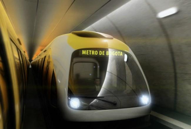 Bogotá's first metro line to cost 15 billion pesos.