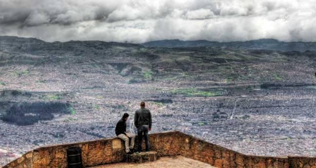 CC photo of Bogota by Mariusz Kluzniak