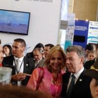"""Santos: """"Tourism is peace"""""""
