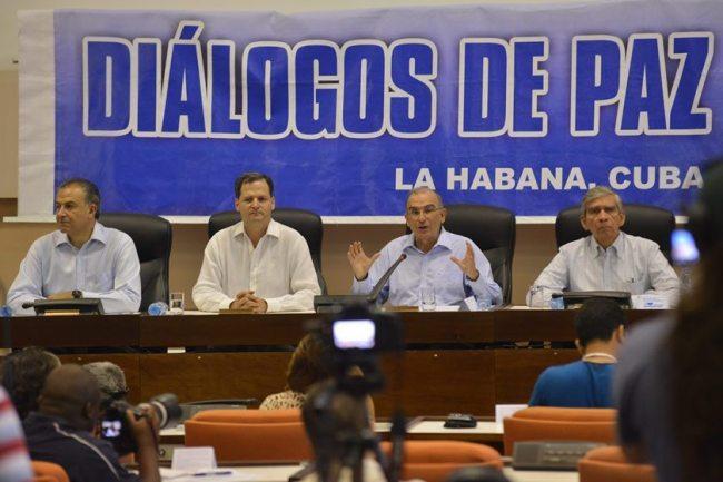 FARC peace process