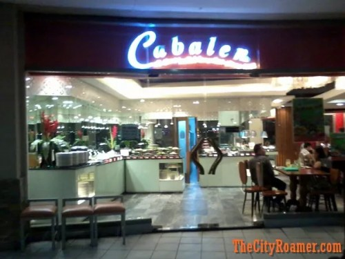 All Filipino Buffet at Cabalen TriNoMa