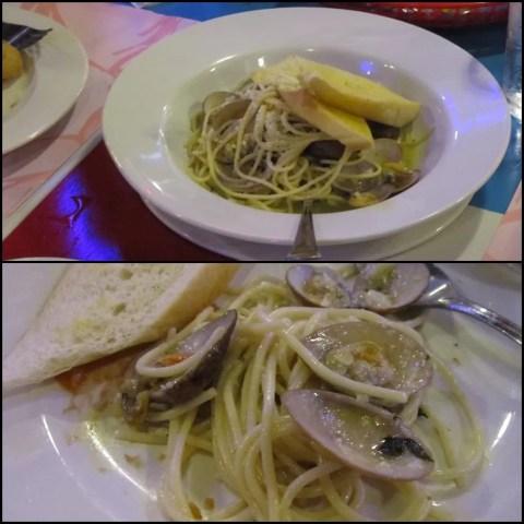 Seafood Pasta - ClawDaddy Robinsons Magnolia