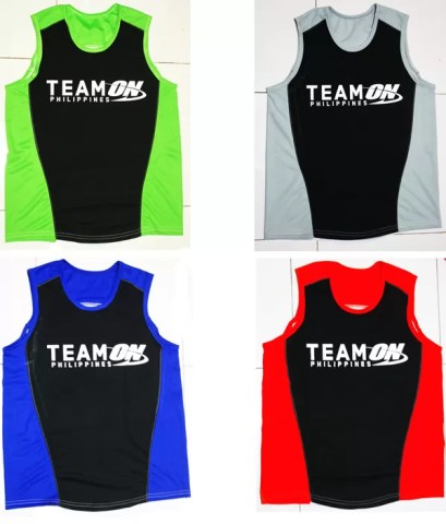 Conquer Philippines - Team ON Singlet
