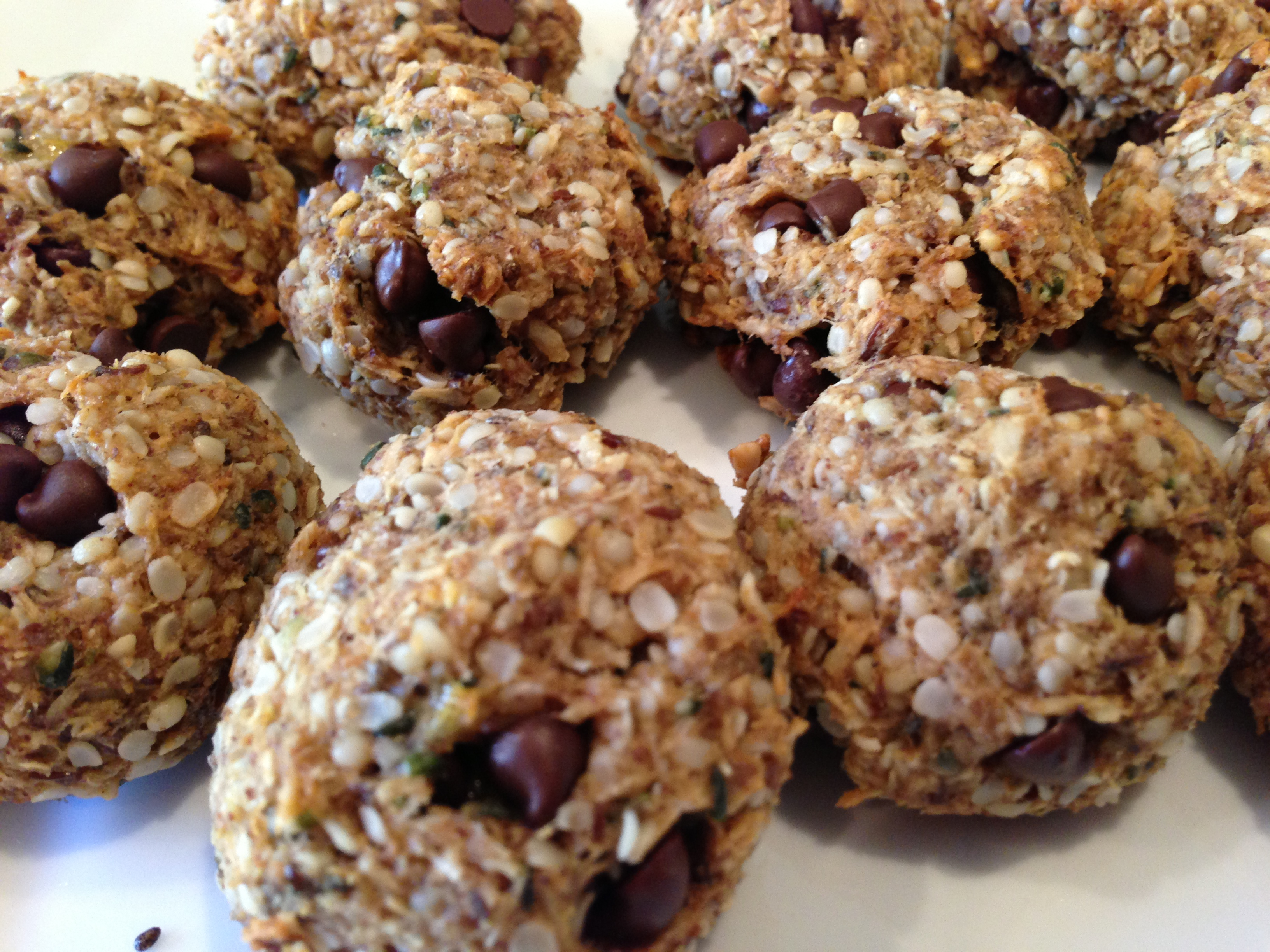 kitchen sink cookies Everything But The Kitchen Sink Cookies The Clean Eating Mom