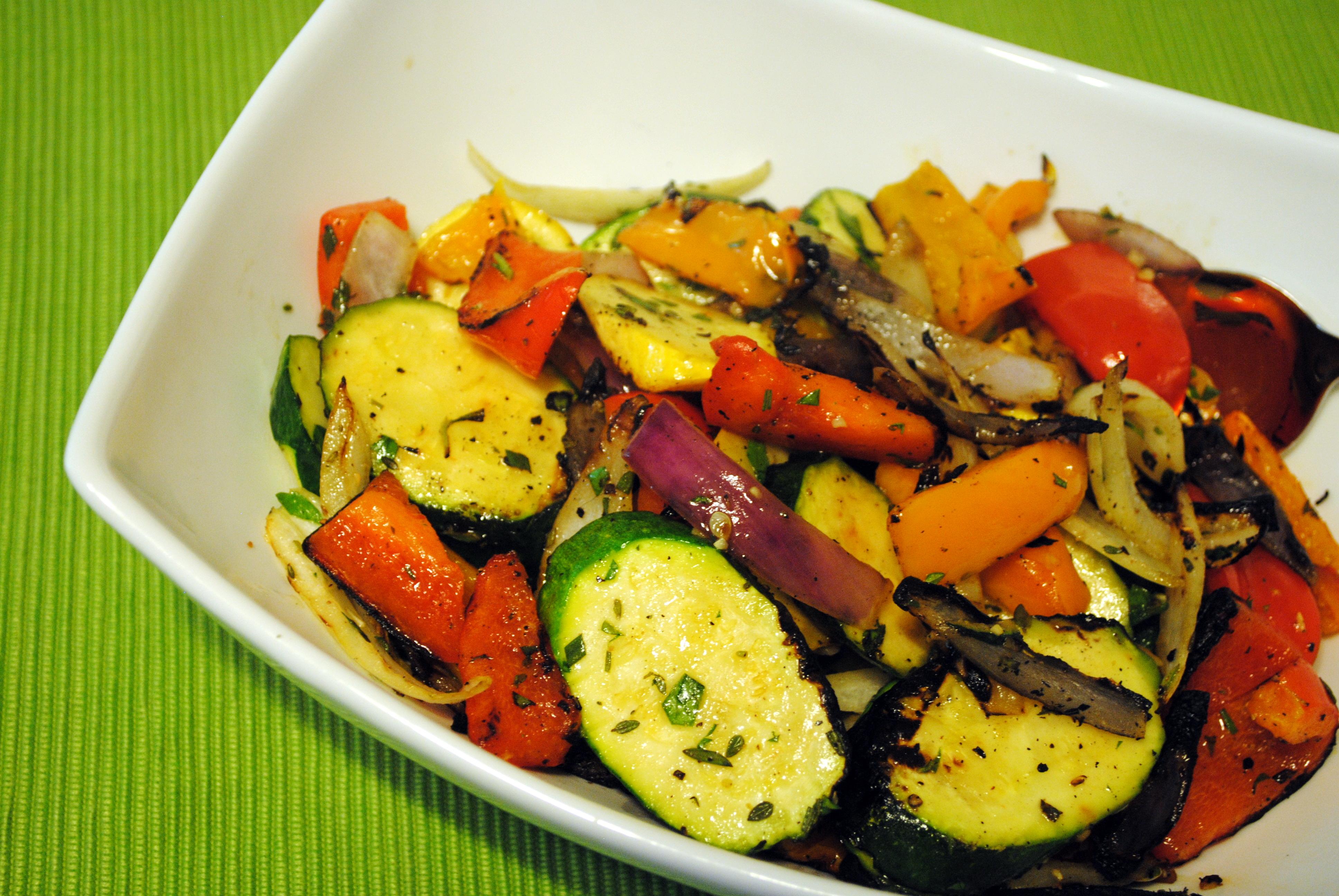 recipe: zucchini and bell pepper recipes [19]