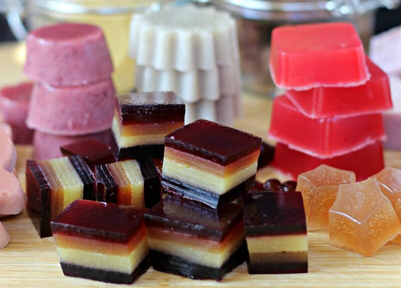 Homemade Fruit Snacks