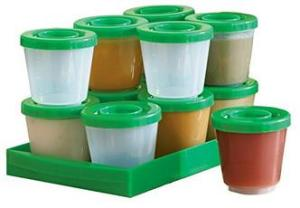 5-Fresh-N-Freeze-2-Ounce-Reusable-Containers