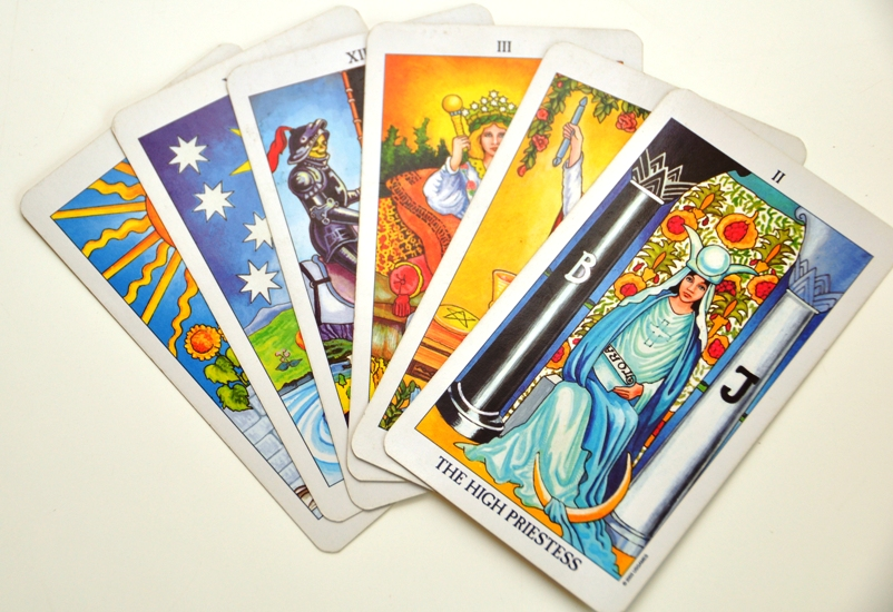 Queering the Tarot: The Emperor, The Empress, and Archaic Gender Roles