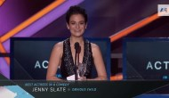 JennySlate_CriticsChoice_winner_acceptance_speech