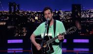 AdamSandler_David Letterman_musical_song_tribute