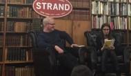 JimGaffigan_BonnieMcFarlane_Strand_bookstore_memoir_reading