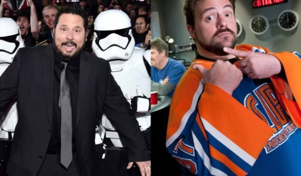 """AMC stays in Kevin Smith business by ordering weekly late-night talk show, """"Geeking Out"""""""