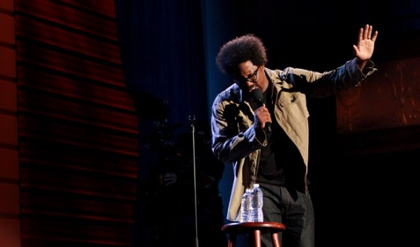"This Week in Kamau: W. Kamau Bell's CNN series (""United Shades of America"") and Showtime stand-up special (""Semi-Prominent Negro"") both debut"
