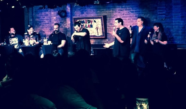 """The Interrobang's """"Comedy 101"""" on SiriusXM: An open mic comedian's fever dream/nightmare come to life"""