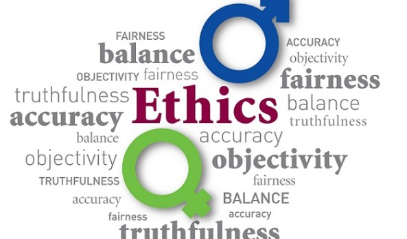 A personal note about journalism and ethics, moral dilemmas