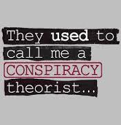 conspiracy theorist label