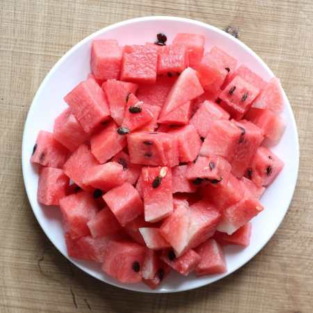 Watermelon for Lunch