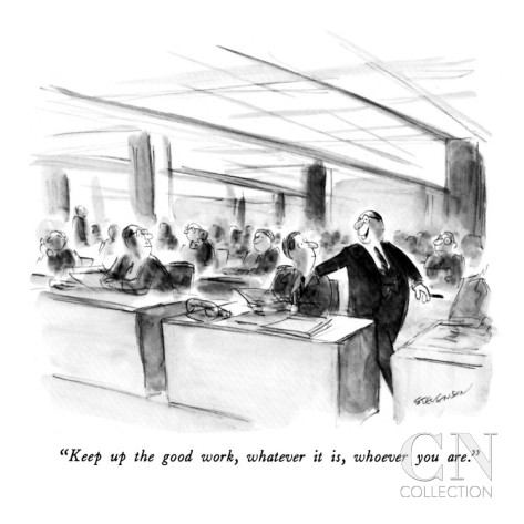Employee Recognition New Yorker