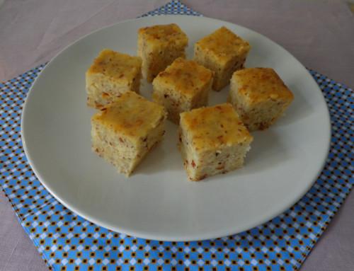 Bolognese Rice Cake