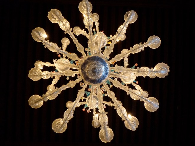 MuranoglasschandelierI